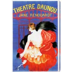 Theater Danou AZV00050 framed art