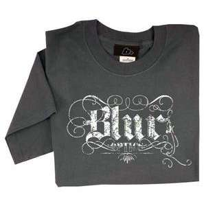 Blur Optics Ghost Town T Shirt   X Large/Olive Green
