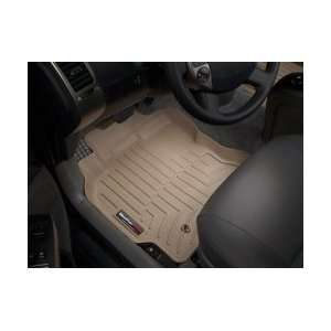 451921 Front FloorLiner Tan Nissan/Datsun X Trail 08 11 Automotive