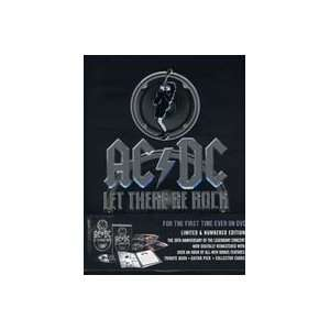 New Warner Studios Let There Be Rock Product Type Dvd Pop
