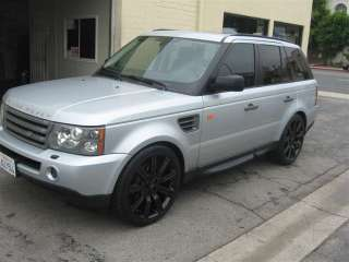 22 WHEELS/RIM RANGE ROVER HSE SPORT SUPERCHARGED LR3