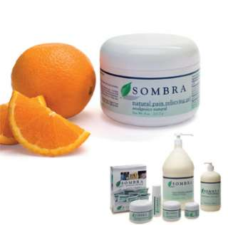 Sombra   Natural Pain Relieving Gel   Warm & Cool   ALL SIZES