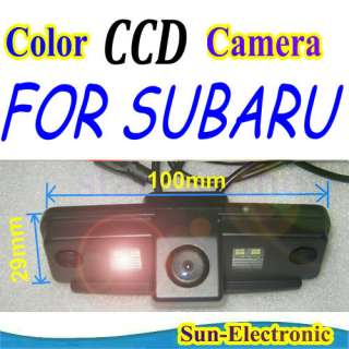 CCD Special Car Reverse Backup Camera For SUBARU FORESTER & IMPREZA