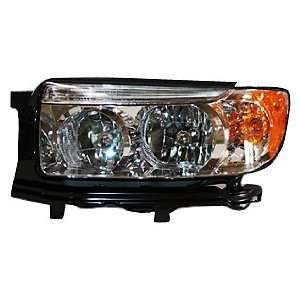 TYC 20 6784 00 Subaru Forester Driver Side Headlight