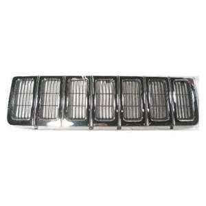 TKY AM07011GA MT5 Jeep Grand Cherokee Chrome Replacement