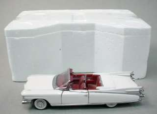 1959 CADILLAC CONVERTIBLE Franklin Mint Precision Models Collectable