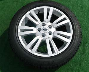 Genuine OEM Factory 2011 Range Rover 20 inch WHEELS TIRES Land HSE