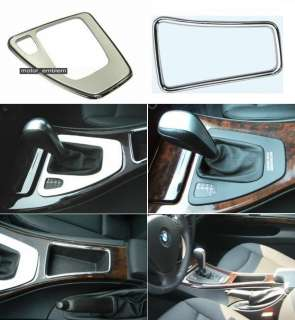 x12 BMW 3 Series E90/E91 Interior Chrome Kit Trims b60