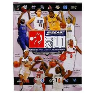 NCAA Big East 2011 Womens Basketball Championship Official Tournament