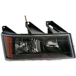 Chevy Colorado/Gmc Canyon 04 09 Headlight (Capa)(Base,Ls