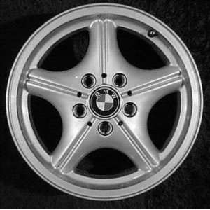 96 02 BMW Z3 ALLOY WHEEL RIM 16 INCH, Diameter 16, Width 7 (5 SPOKE