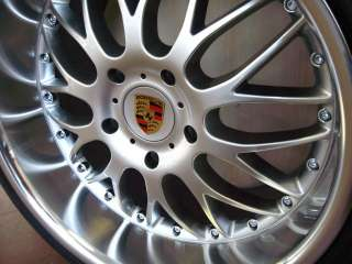 19 PORSCHE WHEELS/RIMS 911 CARRERA TARGA 4S C4S TURBO S CABRIOLET 996