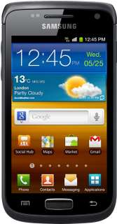 SAMSUNGS FULLY TOUCH ANDROID POWERED SMART PHONE WITH EXCELLENT