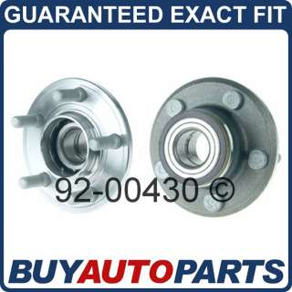 PAIR OF BRAND NEW FRONT WHEEL HUB BEARINGS FOR DODGE & CHRYSLER