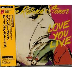 Love You Live Rolling Stones Music