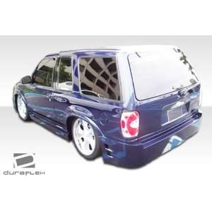 2000 Ford Explorer Duraflex Platinum Rear Bumper   Duraflex Body Kits
