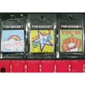 Kids Fun Magnets Case Pack 288