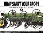 John Deere Seedbed Tillage Equipment Sales Brochure