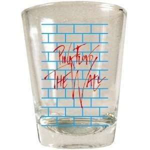 Pink Floyd ~ Pink Floyd The Wall Shot Glass  Kitchen