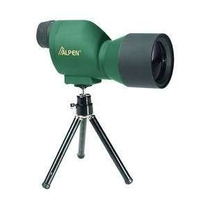 20x50mm Mini Spotting Scope, BK7 Porro Prism, Tripod