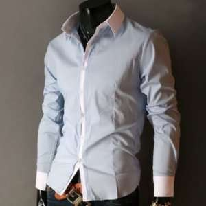 Mens Slim Fit Shirts Uk Seller