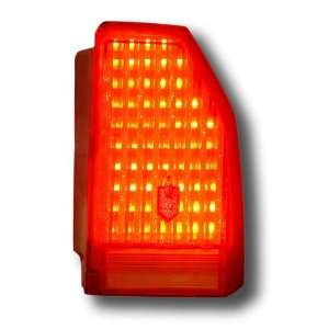 1987 88 Chevrolet Monte Carlo Sequential LED Tail Light
