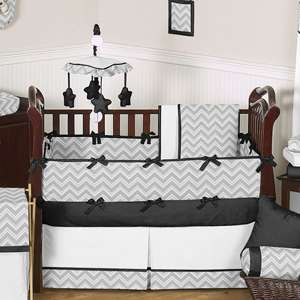 CHEAP MODERN GREY YELLOW WHITE NEUTRAL BABY BEDDING CRIB SET FOR GIRL