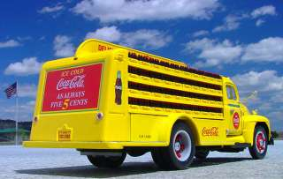 VR 1955 COCA COLA Special DIAMOND T Truck   First Gear