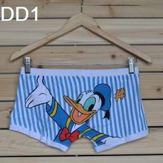 Pcs Man Underwear Cartoon Mens Boxer Briefs Underwear M L XL XXL