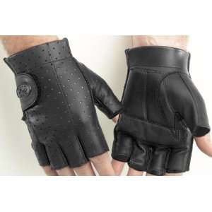 River Road Tucson Shorty Leather Gloves, Gender Mens, Size XL XF09