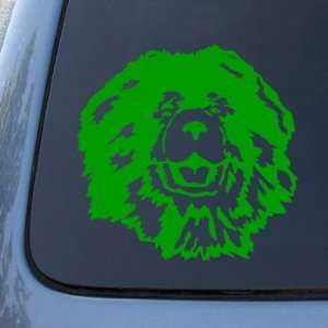 CHOW   Dog   Vinyl Car Decal Sticker #1500  Vinyl Color