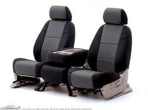 NISSAN TITAN COVERKING NEOSUPREME CUSTOM FIT SEAT COVERS FRONT ROW