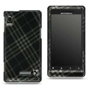 Protector Cover Case Black Checker Pattern Cell Phones & Accessories