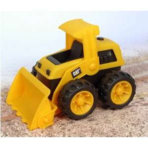 CAT 6 in. Mini Vehicles   Wheel Loader Toys & Games