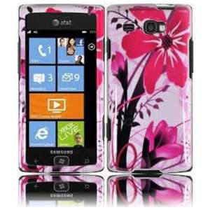 Case Cover for Samsung Focus Flash i677 Cell Phones & Accessories