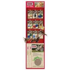 Top Quality Kong Cat Naturals Toy & Scratch Display   C104
