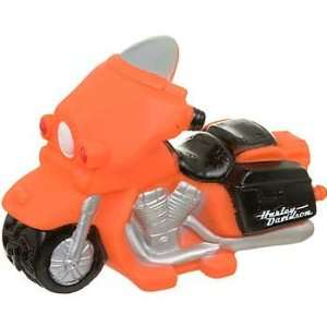Harley Davidson Vinyl Motorcycle Dog Toy