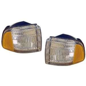 Dodge RAM Pickup Replacement Corner Light Unit   1 Pair