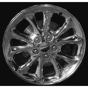 99 01 CHRYSLER 300M ALLOY WHEEL (PASSENGER SIDE)  (DRIVER RIM 17 INCH