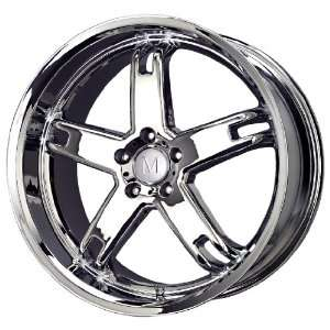Mandrus Wheels Regenmeister Series Chrome Wheel (17x8