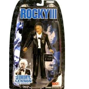 Rocky III Jimmy Lennon Action Figure Toys & Games