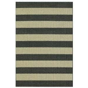 Direct Home Textiles Outdoor Textured Stripe