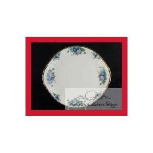 Royal Albert Moonlight Rose Cake Plate