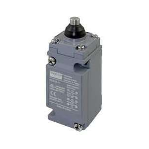 Dayton 12T884 Limit Switch, DPDT, Vert, Top Push Rod
