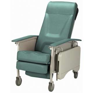 Three position Geri chair Medical Clinical Recliner