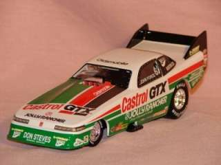 24 Scale John Force GTX Funny Car NEW