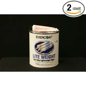 Evercoat Lite Weight 3   0.8 Quart W/Bpo  Industrial