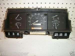Ford PICKUP Truck Instrument Cluster Speedometer Assembly Gauges