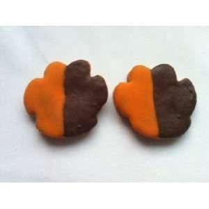 Halloween Paw Shaped Dog Treats