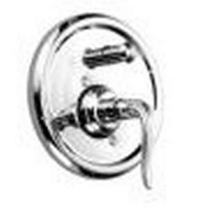 JADO ORN LEVER PB TUB/SHOWER VALVE TRIM OB